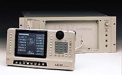 AKAI S6000 Sampler + Externes CD-Rom